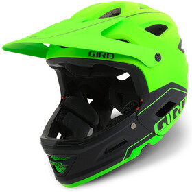 Giro Switchblade MIPS Casque, mat lime/black